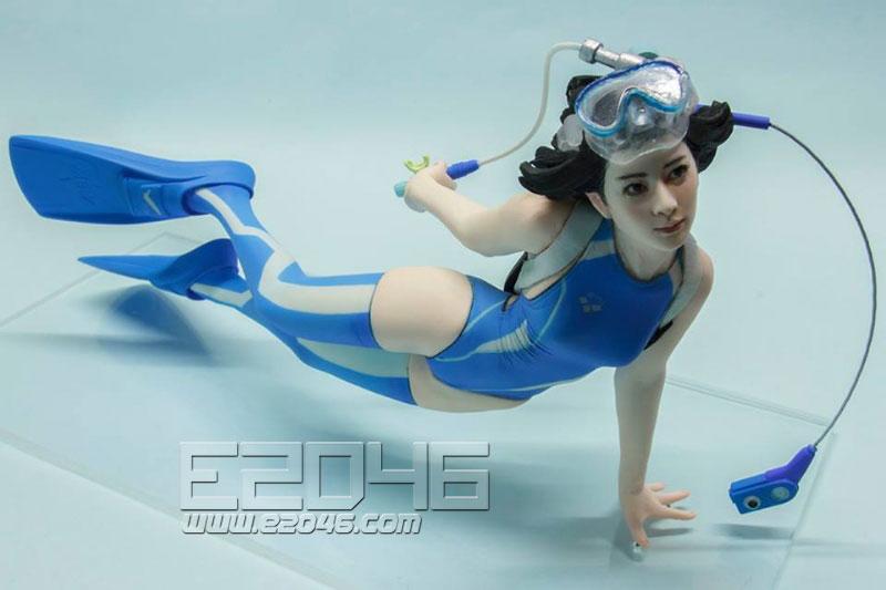 Diver Girl