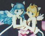 FG0859 1/6 Sakura Kinomoto & Tomoyo Daidoji