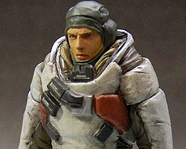 FG8840 1/20 Mercenary Troops Armored Fighting Suits