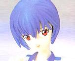 FG1117 1/6 Rei Ayanami Summer Wear