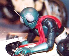 FG0423 1/12 Masker Rider Motorbike Riding
