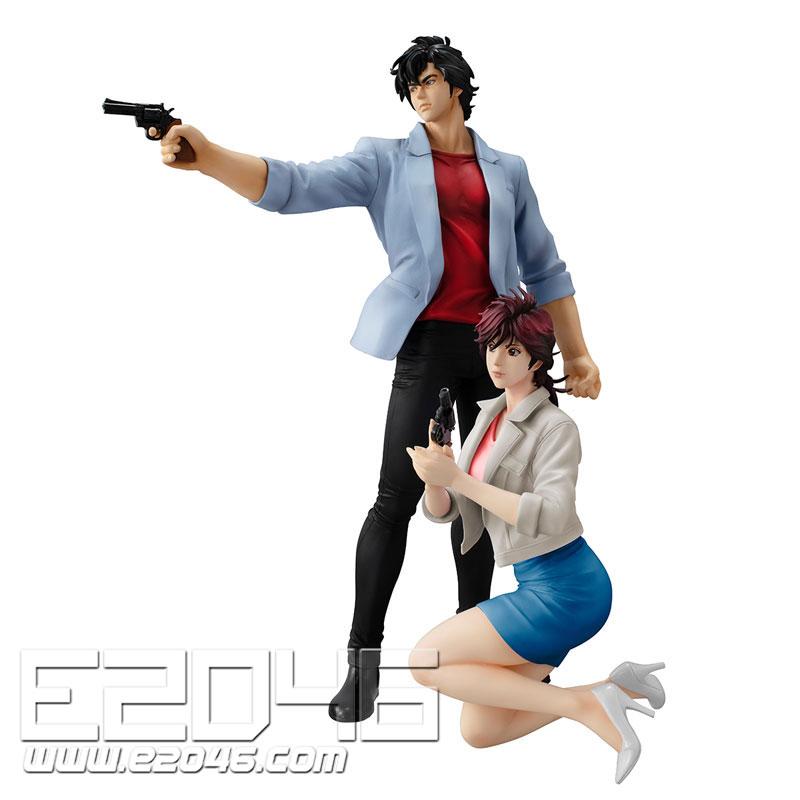 Saeba Ryo &  Makimura Kaori