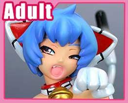 FG4910  Rei Ayanami Cat Girl Adult Version