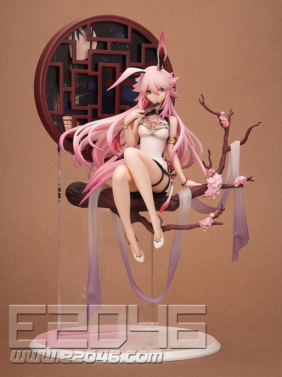 Yae Sakura Mandarin Gown Version
