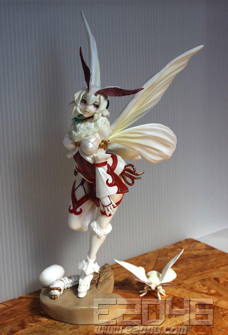 Silkworm Girl
