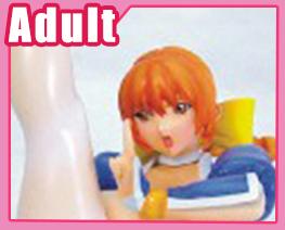 FG5082 1/6 Kasumi High Kick Adult Version