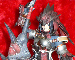FG3576 1/6 Rathalos Armor Hunter