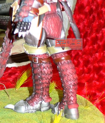 Rathalos Armor Hunter