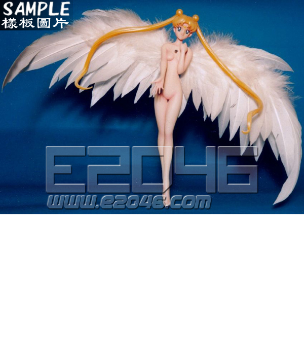 Naked Winged Princess Serenity