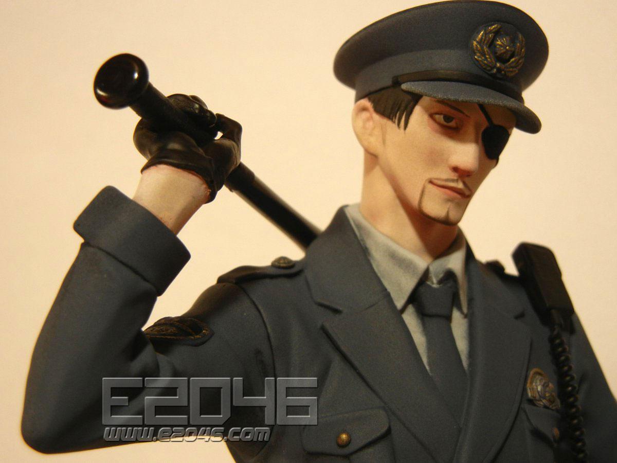 Majima Goro Police Version