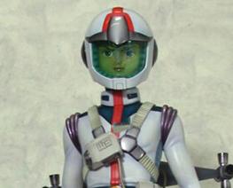 FG5415 1/4 Amuro Rei