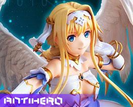 FG12225 1/7 Alice The Brilliant Angel Version