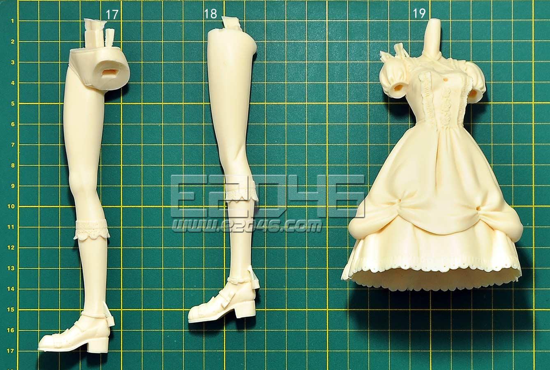 Rei Ayanami Gothic Lolita Dress