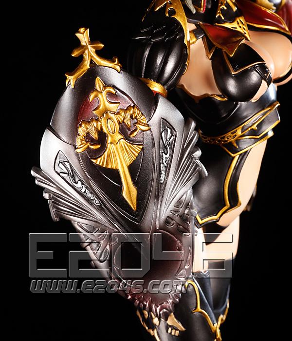 Halberd Warrior Mona