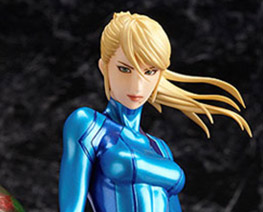 FG6889 1/8 Samus Aran Zero Suit Version