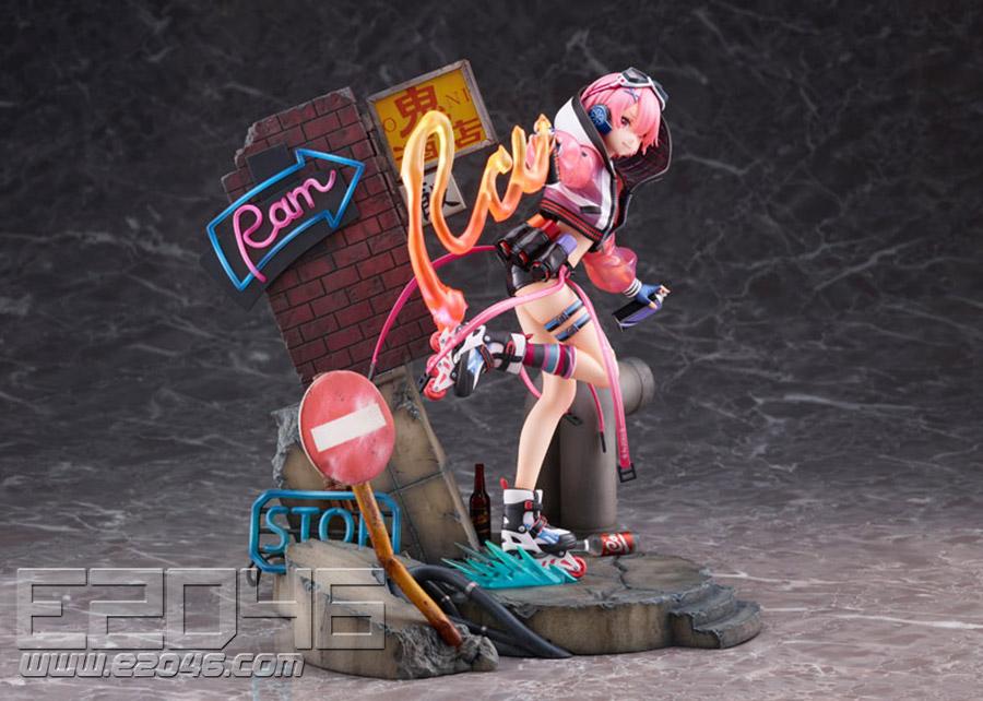 Ram Neon City Version