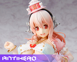 FG10059 1/7 Super Sonico 10 Anniversary Birthday Party Version