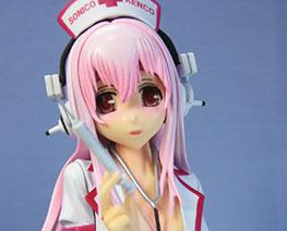 FG6034  Super Sonico Nurse Ver.