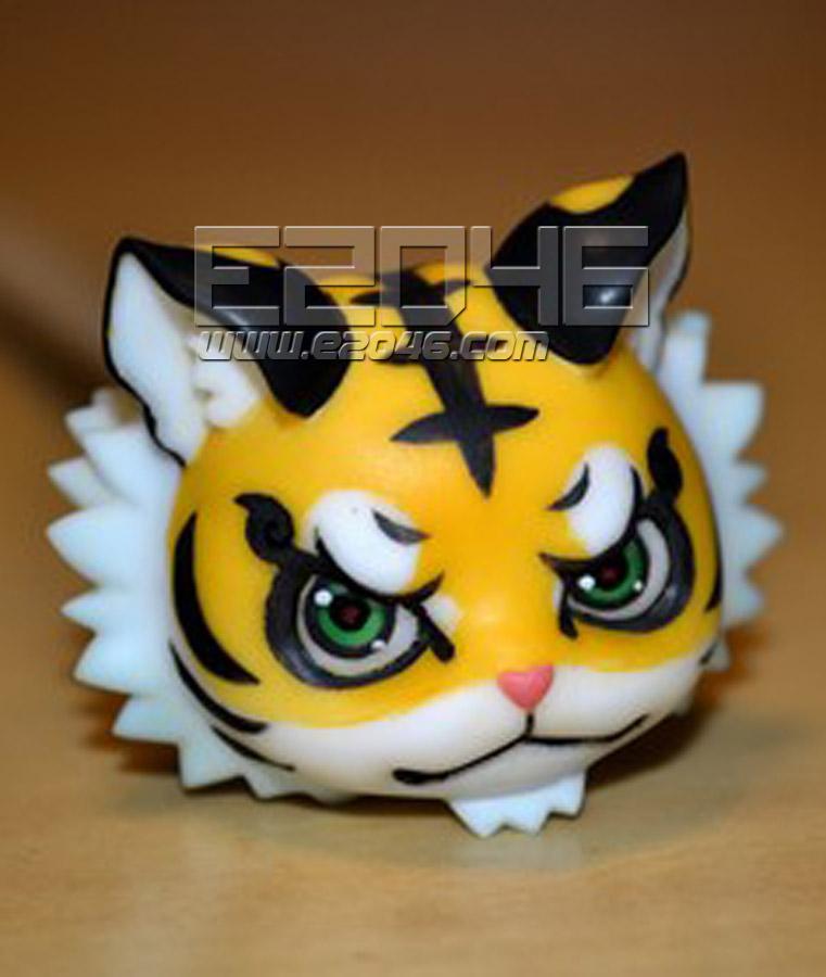 Torakotty and Tiger God
