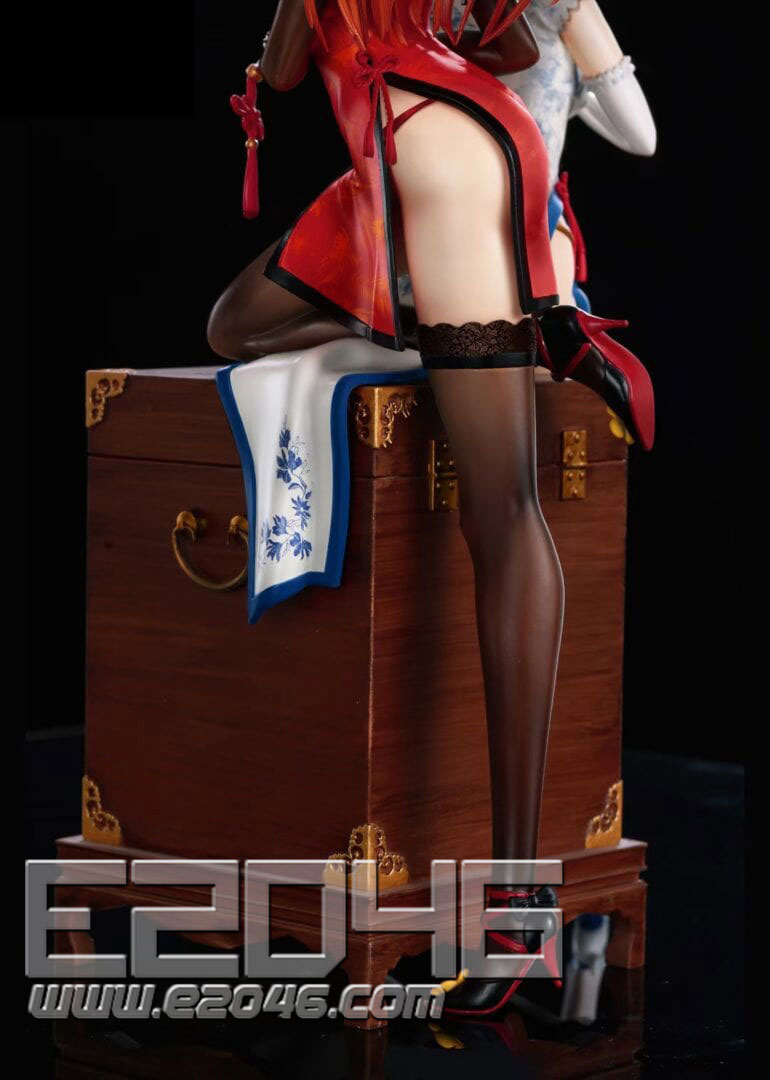 Shikinami Asuka Langley & Ayanami Rei