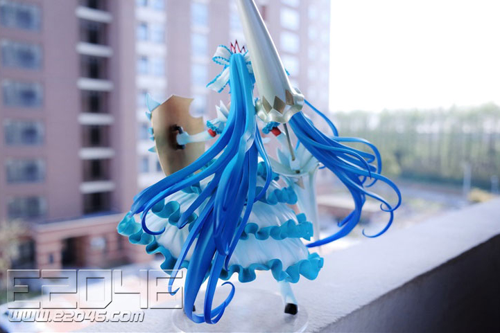 Hatsune Miku Knight Version