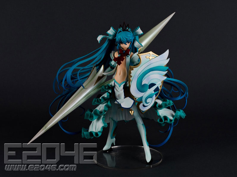 Hatsune Miku Knight Version