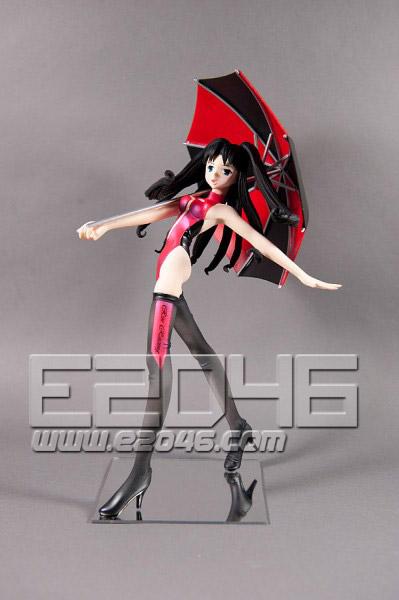 Race Queen Rin Tohsaka
