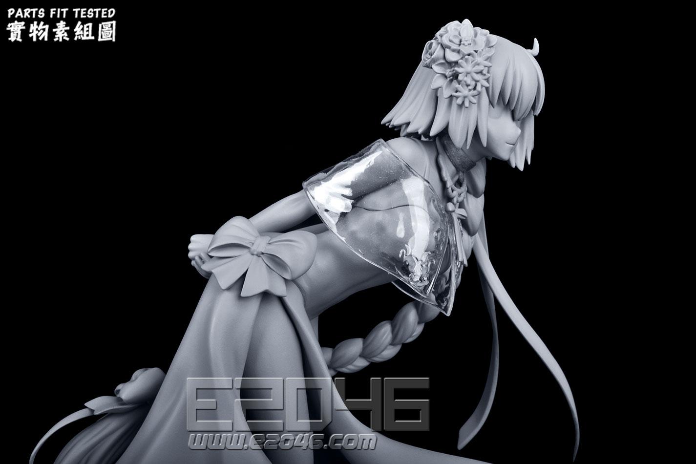 Jeanne d Arc Dress Version