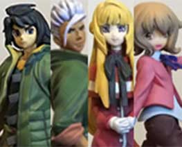 FG10046 1/20 Iron-Blooded Orphans Character Set