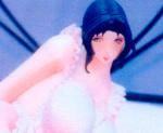 FG1689 1/8 Busty Yuriko Waitress Dress