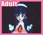 FG1189 1/6 Topless House Maid Yuka