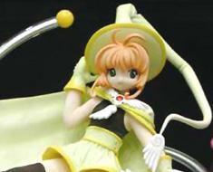 FG2537 1/8 Sakura Green Witch