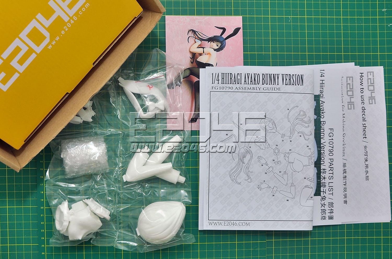Hiiragi Ayako Bunny Version