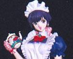 FG0678 1/8 House Keeper I 楂茶壺