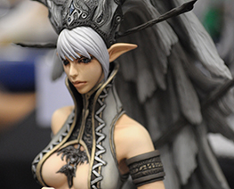 FG5337 1/7 Dark Elf Gatekeeper