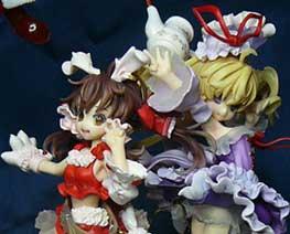 FG8247 1/12 Reimu & Yukari