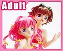 FG1829 1/8 Kurahashi Sisters
