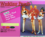 FG6389 1/6 Wedding Peach, Lily & Daisy