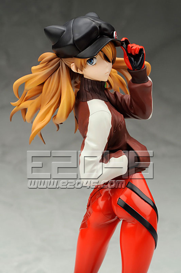Shikinami Asuka Langley Jersey Version