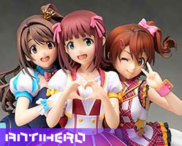 FG10051 1/8 Idolmaster 10th Anniversary Set