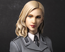FG9964 1/6 Military Girl Bust