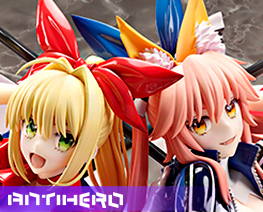 FG12371 1/7 Nero Claudius & Tamamo-no-Mae Racing Version
