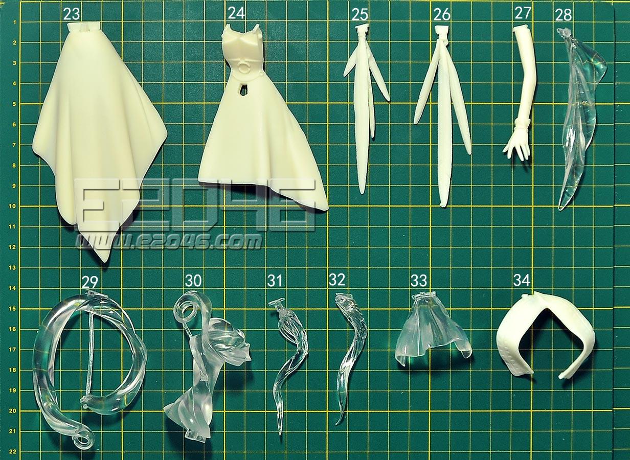 Belldandy Deluxe Dress