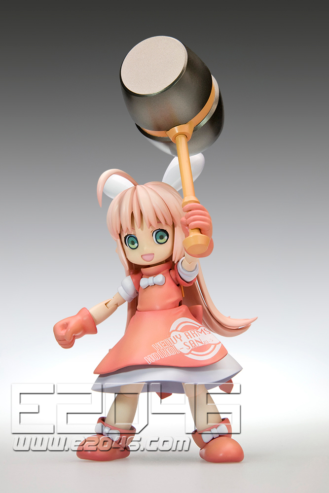 HoiHoi-san -Heavy Arms Version