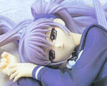 FG1121 1/6 Ruri School Uniform Sleeping