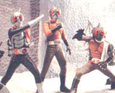 FG0023 1/12 Masked Rider Set 2P