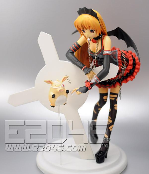 Gothic Dress Devil Girl II