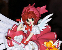FG0772 1/6 Sakura Kinomoto Battle Costume Version