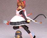 FG0624 1/6 Sakura Kinomoto Vol 3 Cat Suit