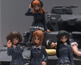 FG9662 1/35 Anko Team Set